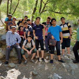 تصاویر اردو دارآباد تابستان ۹۶