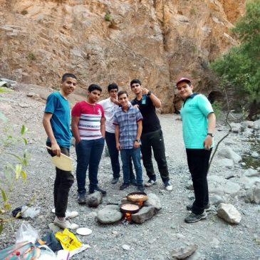 تصاویر اردو داراباد تابستان ۹۷