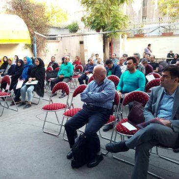 تصاویر جلسه انجمن اولیاء و مربیان