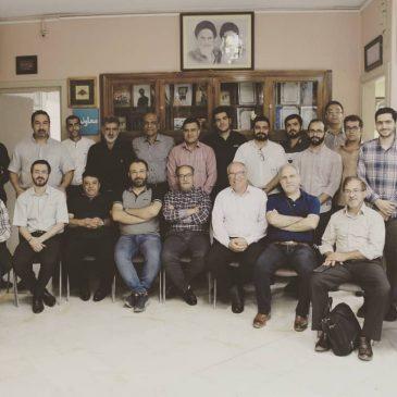 عکس دسته جمعی جلسه دبیران مهر ۹۸